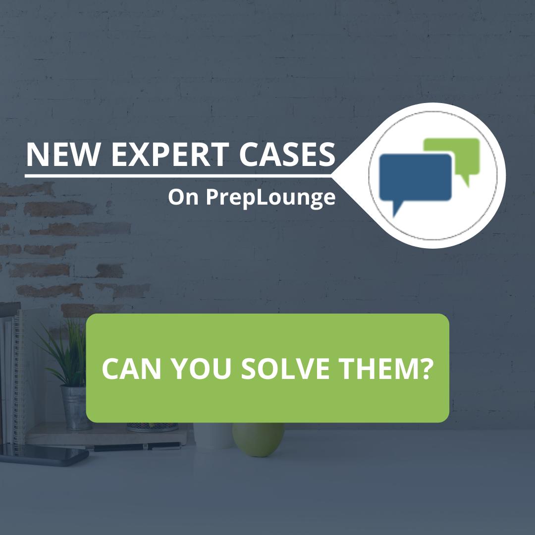 New Expert on PrepLounge