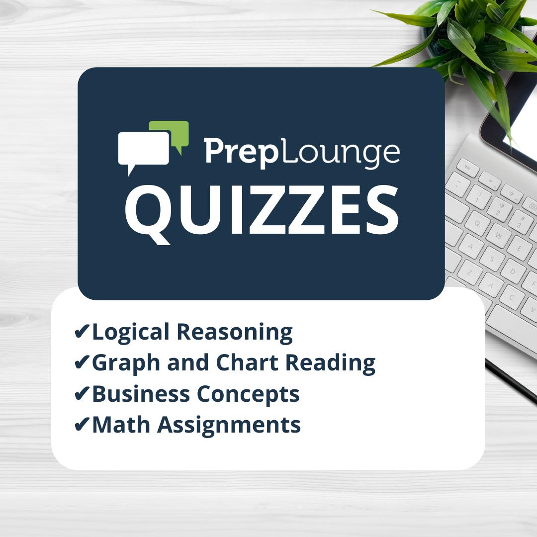 PrepLounge Quizzes