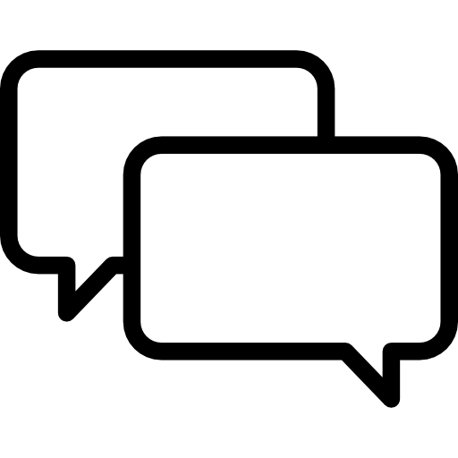 Speechbubbles Icon
