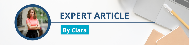 Expert Article by Clara