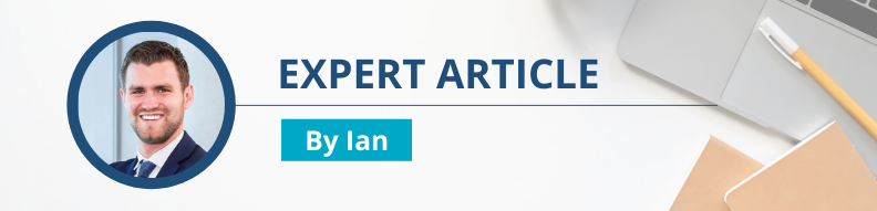 Expert Article by Ian
