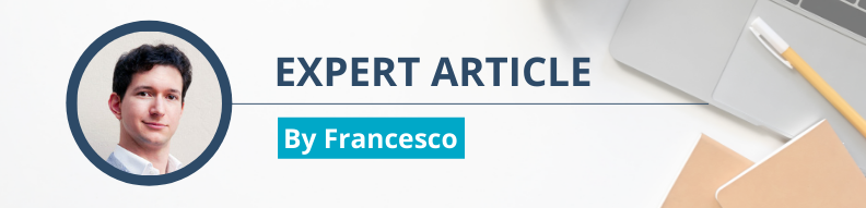 Expert Article by Francesco