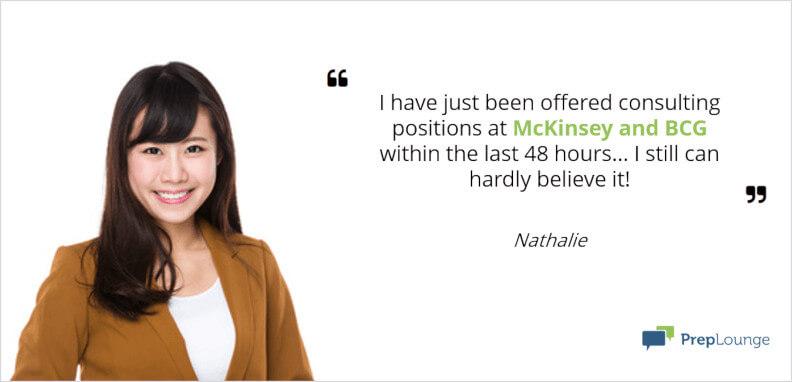 McKinsey Offer Testimonial