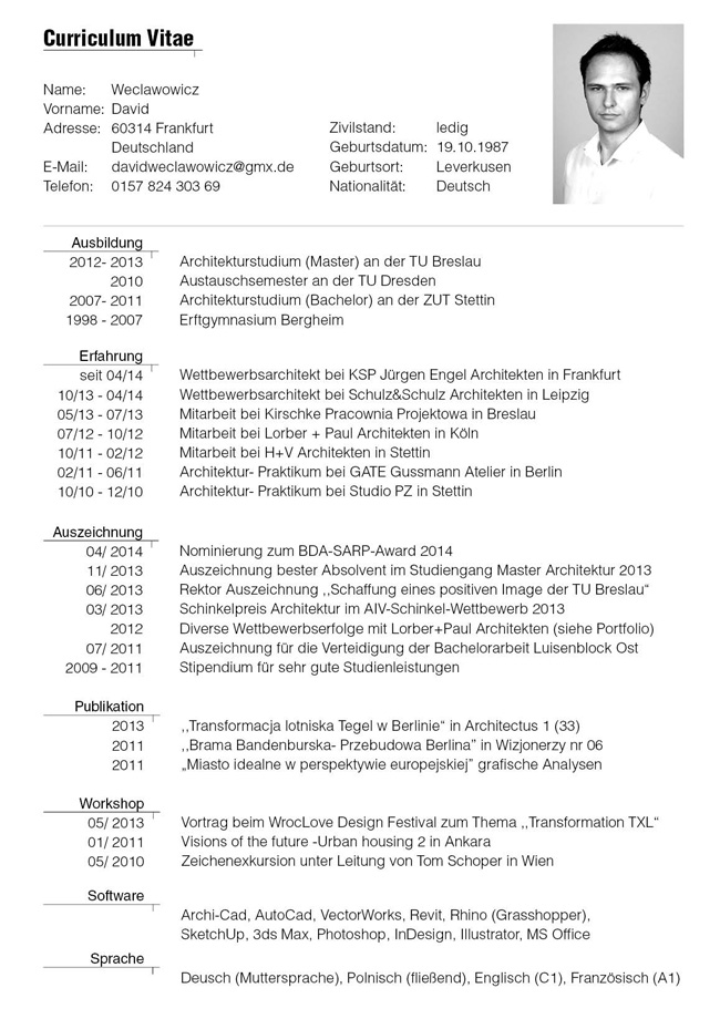 cv-resume-curriculum-vitae_31865 Tabular Resume Format For Educational Purposes on
