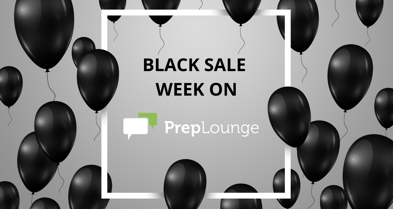 PrepLounge Black Friday