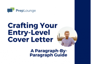 Crafting Your Entry-Level Cover Letter