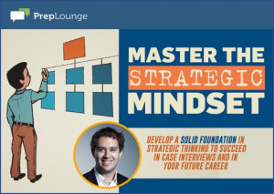 Master the Strategic Mindset