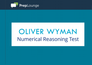 Oliver Wyman Numerical Reasoning Test